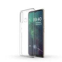 Силиконов калъф Ultra Slim Back Case за Huawei P40 Lite E , Прозрачен, Blister Pack