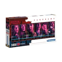 Clementoni 1000 db-os Panoráma puzzle - Stranger Things (39548)