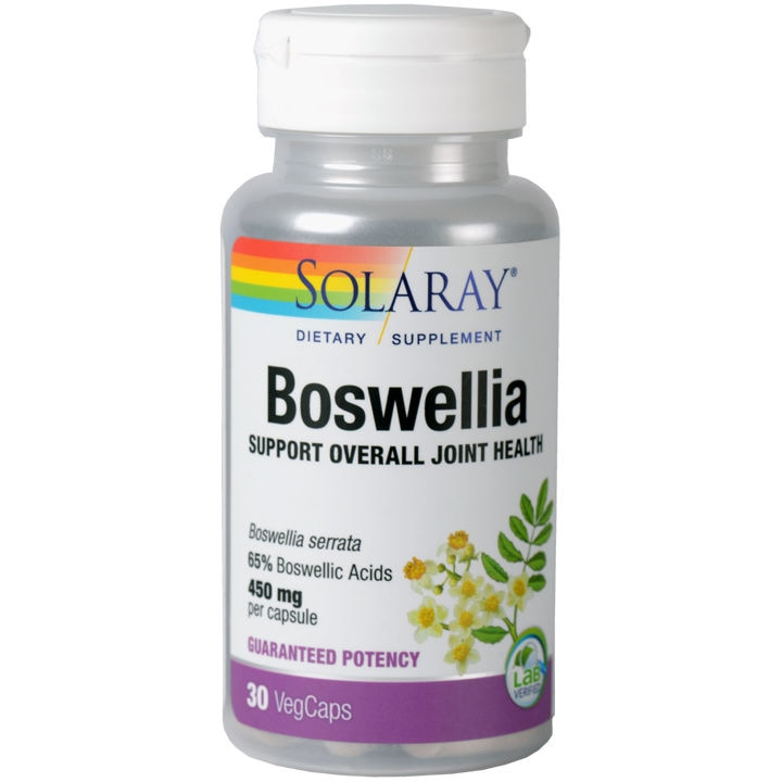 boswellia secom