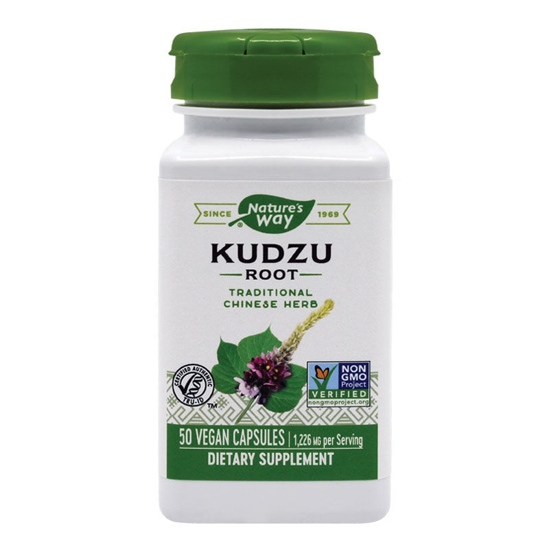 Kudzu Root mg, Secom, 50 cps | boldcharts.ro
