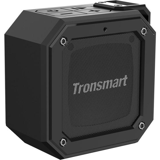 Fotografie Boxa portabila Tronsmart Element Groove, Bluetooth 5.0 , IPX7 rezistenta la apa, 2500 mAh, 10W, negru