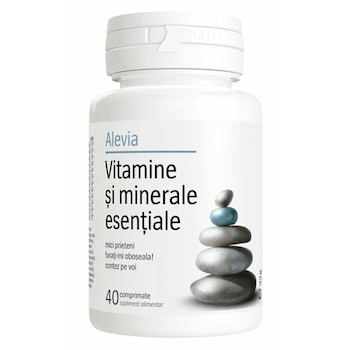 Vitamine naturale B Complex, F172, 60 capsule, Fares