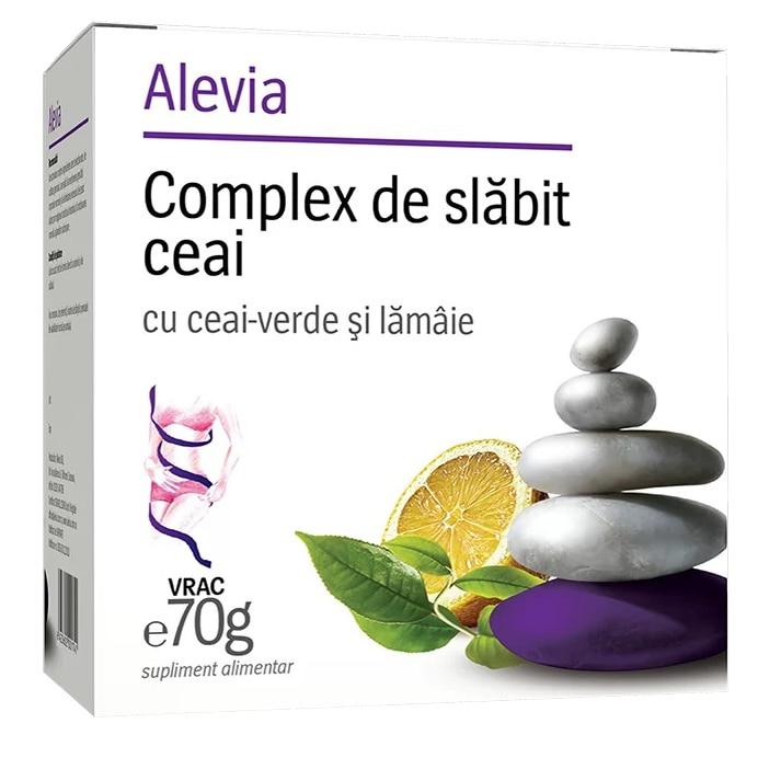 Complex de slabit - Alevia, comprimate (Accelerarea metabolismului) - secretfantasy.ro