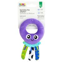 Lamaze Csörgő játék - Sprinkles medúza