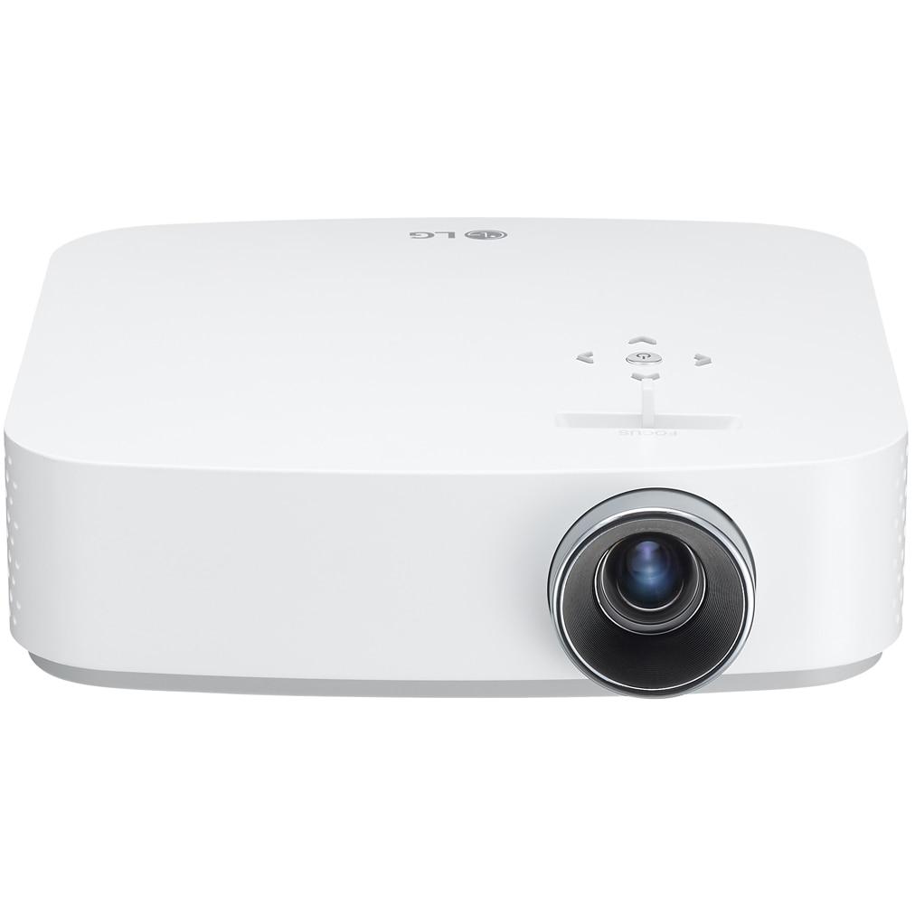Fotografie VideoproiectorLED LG, Full HD, 600 lumeni, alb