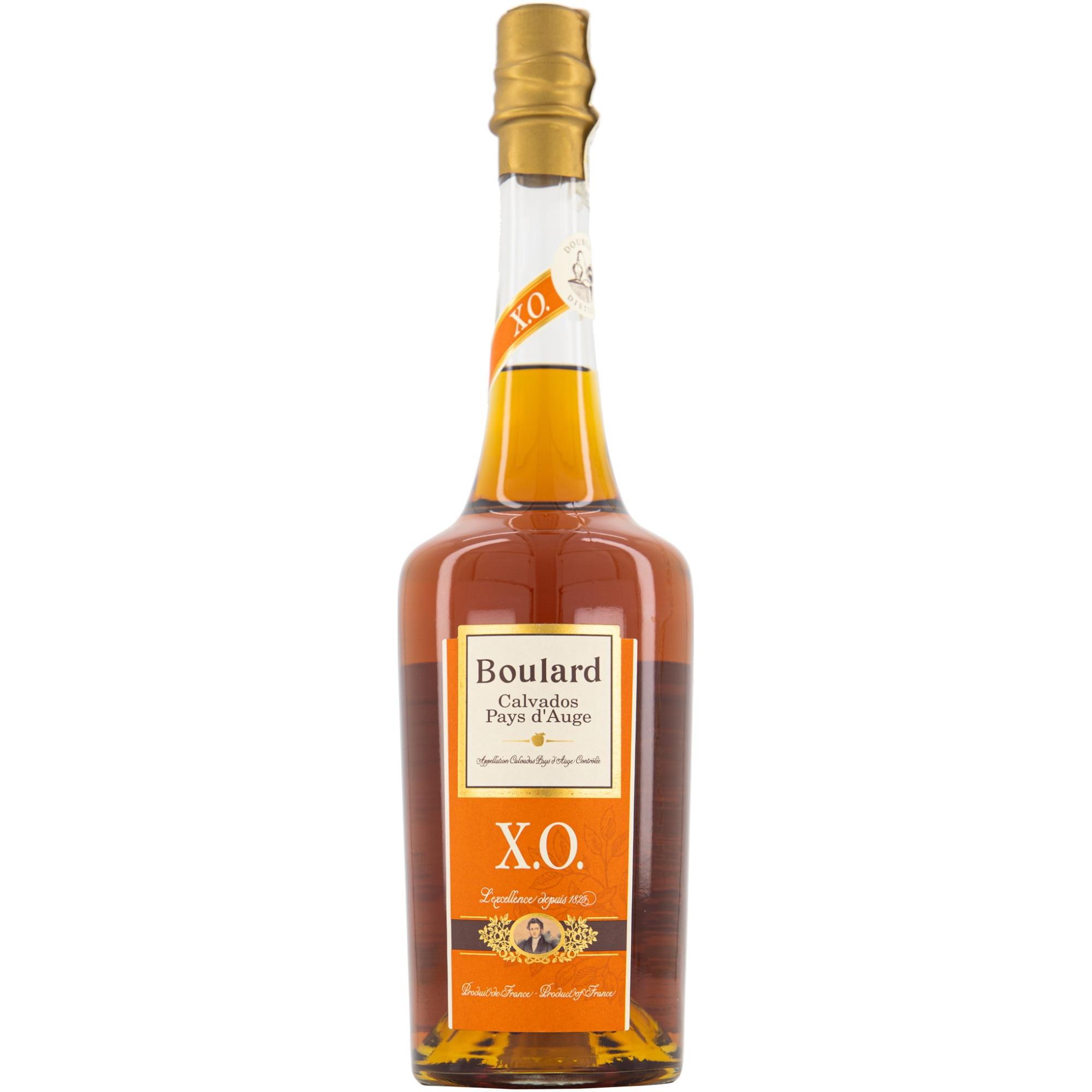 Brandy calvados boulard (calvados bulard) - caracteristici și tipuri de băutură rafinată