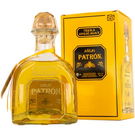 Tequila Patron Anejo, 40%, 0.7l