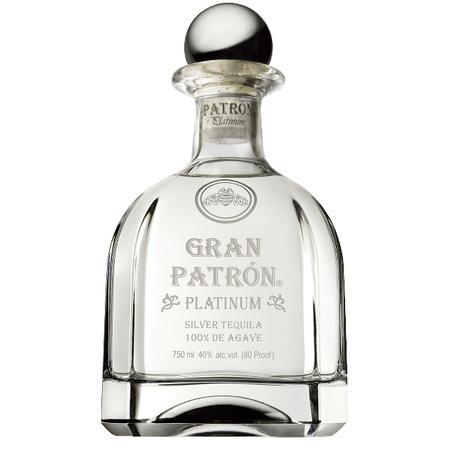 Tequila Patron Gran Platinum, 40%, 0,7l