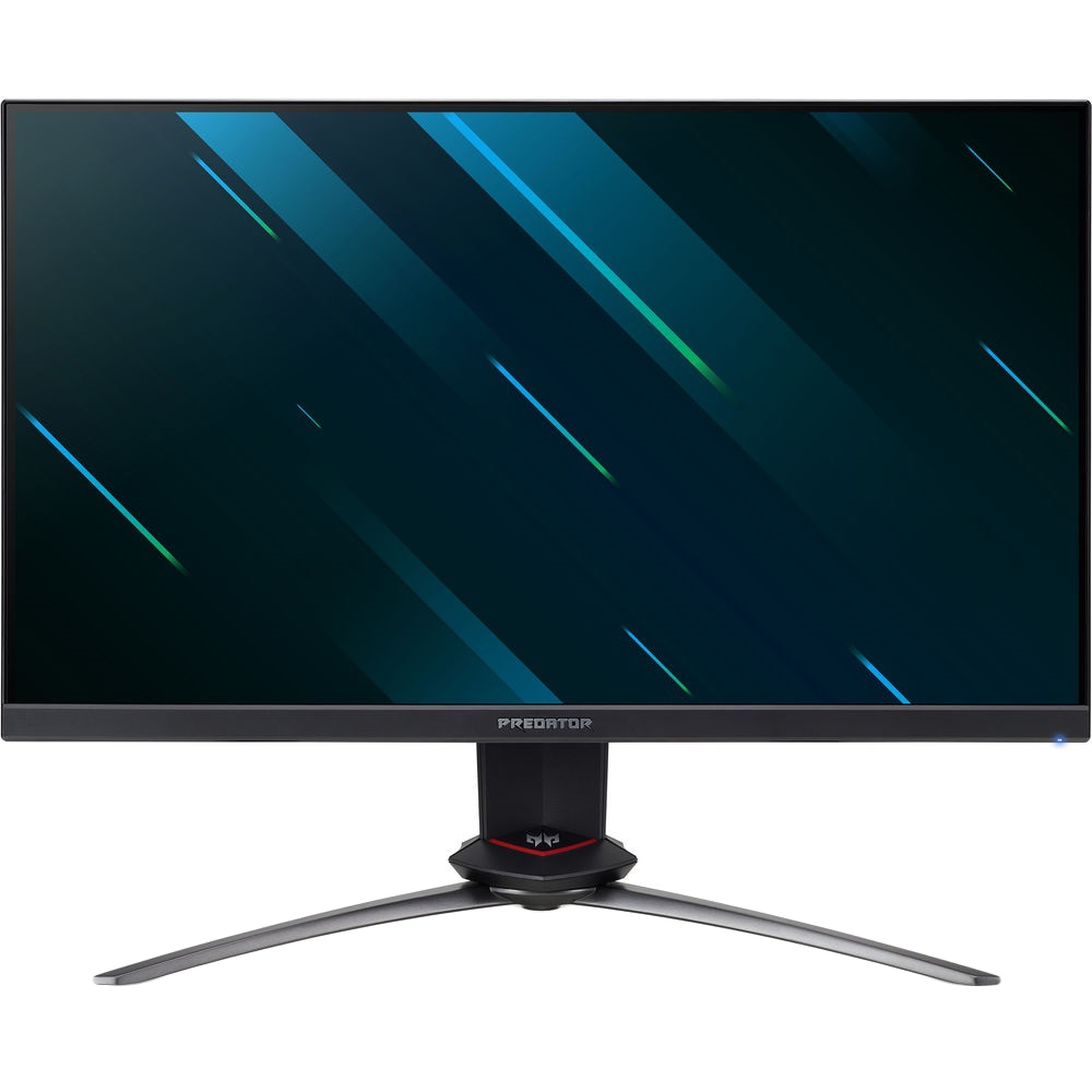 "Fotografie Monitor Gaming LED IPS Acer Predator 24.5"", Full HD, 2ms, 144Hz, G-Sync, HDMI, DP, HDMI, USB Hub 3.0x4, XB253QGPbmiiprzx"