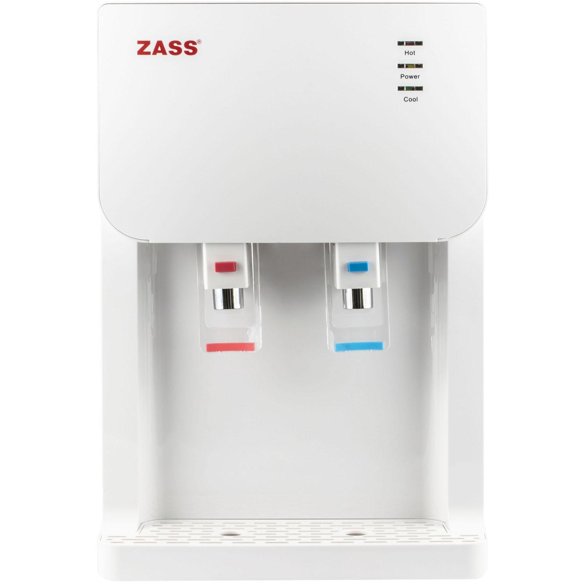 Fotografie Dozator apa de birou cu sistem de filtrare, Zass ZTWD 03 WF