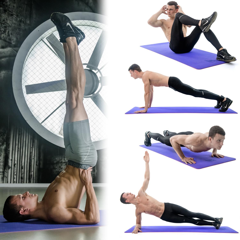 Ce exerciții trebuie făcute pentru a îmbunătăți circulația sângelui în pelvis