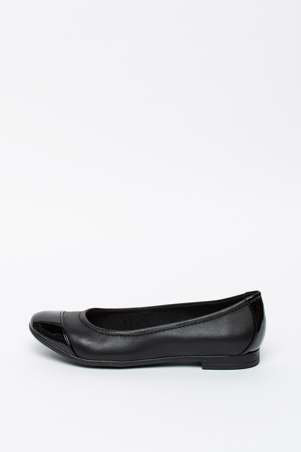 Clarks, Anatomic Haze bőr és műbőr lapos talpú cipő