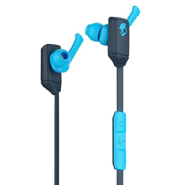 Fotografie Casti In-Ear Skullcandy XTFree, Bluetooth, Sport, Microfon, Navy