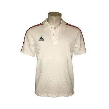 adidas miTeam galléros póló (fehér)