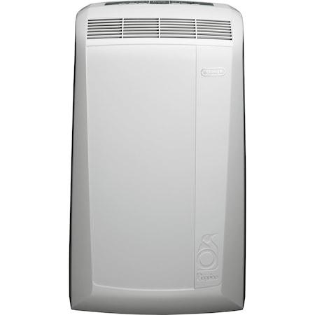 Aparat de aer conditionat portabil De'Longhi 9400 BTU, Clasa A, dezumidificare, functie ventilare, timer, control digital, PAC N82 ECO, Alb