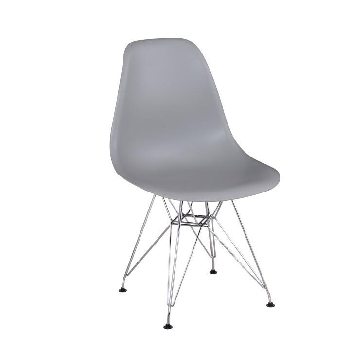 műanyag szék fém lábbal
