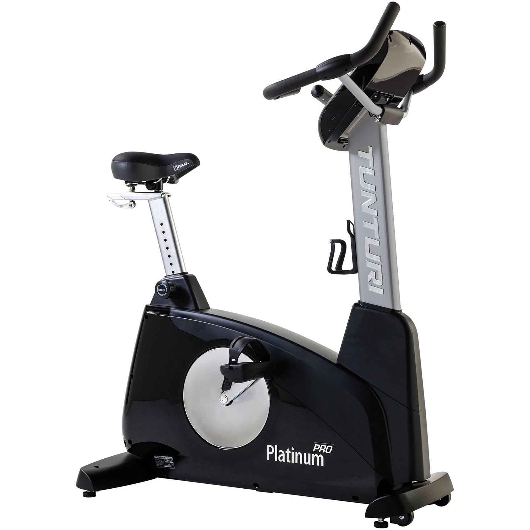 Fotografie Bicicleta fitness Tunturi PRO, volanta 16kg, greutate maxima utilizator 165kg