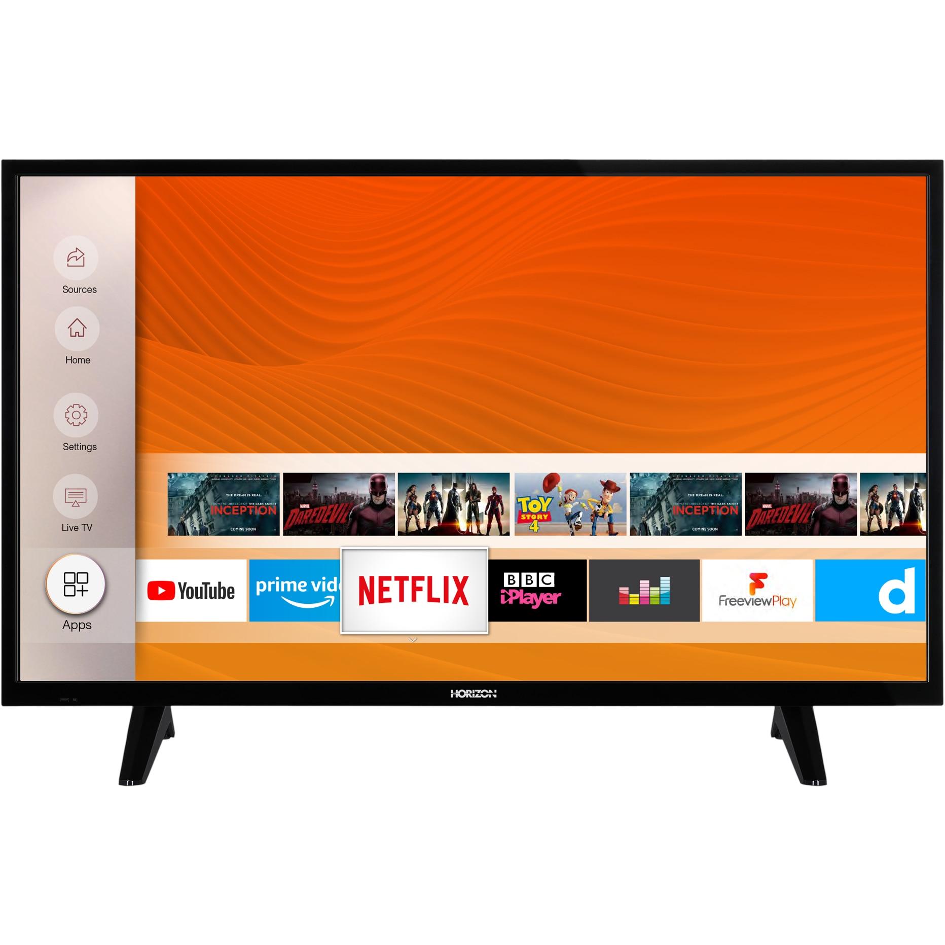 Fotografie Televizor Horizon 39HL6330H, 98 cm, Smart, HD, LED, Clasa E