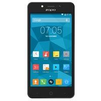 """ZOPO 350 (Color E) 4G LTE , 5.0"""" HD IPS LCD kapacitív érintőképernyő , DUAL SIM; Kártyafüggetlen okostelefon, 1GB RAM, Fekete"""