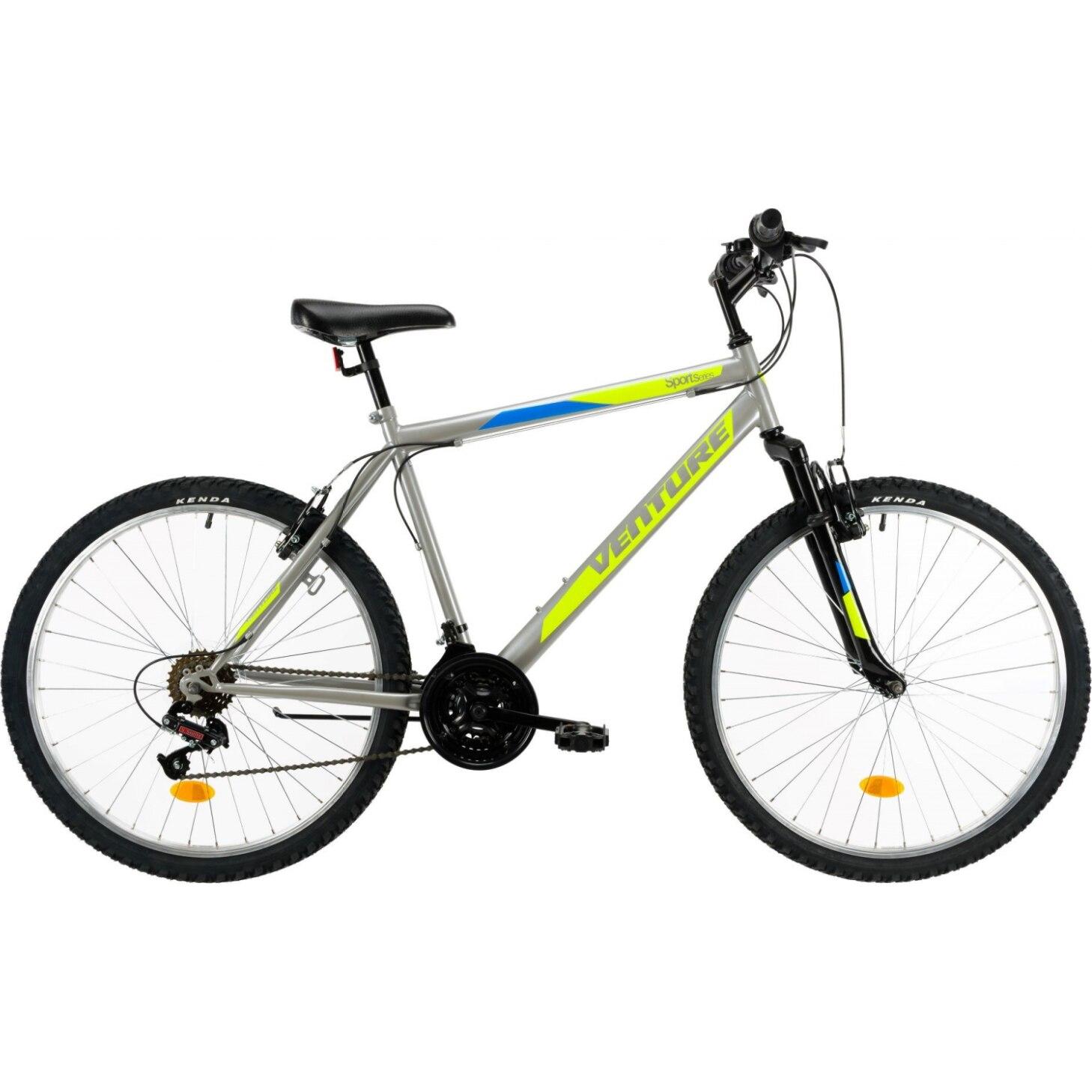 """Fotografie Bicicleta MTB 26"""" Venture 2601, Gri, M"""