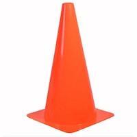 LiveUp Edzőkúp, 40cm, narancssárga