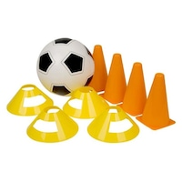 Felis Gyerek labdarúgó edzőkészlet, 9 részes