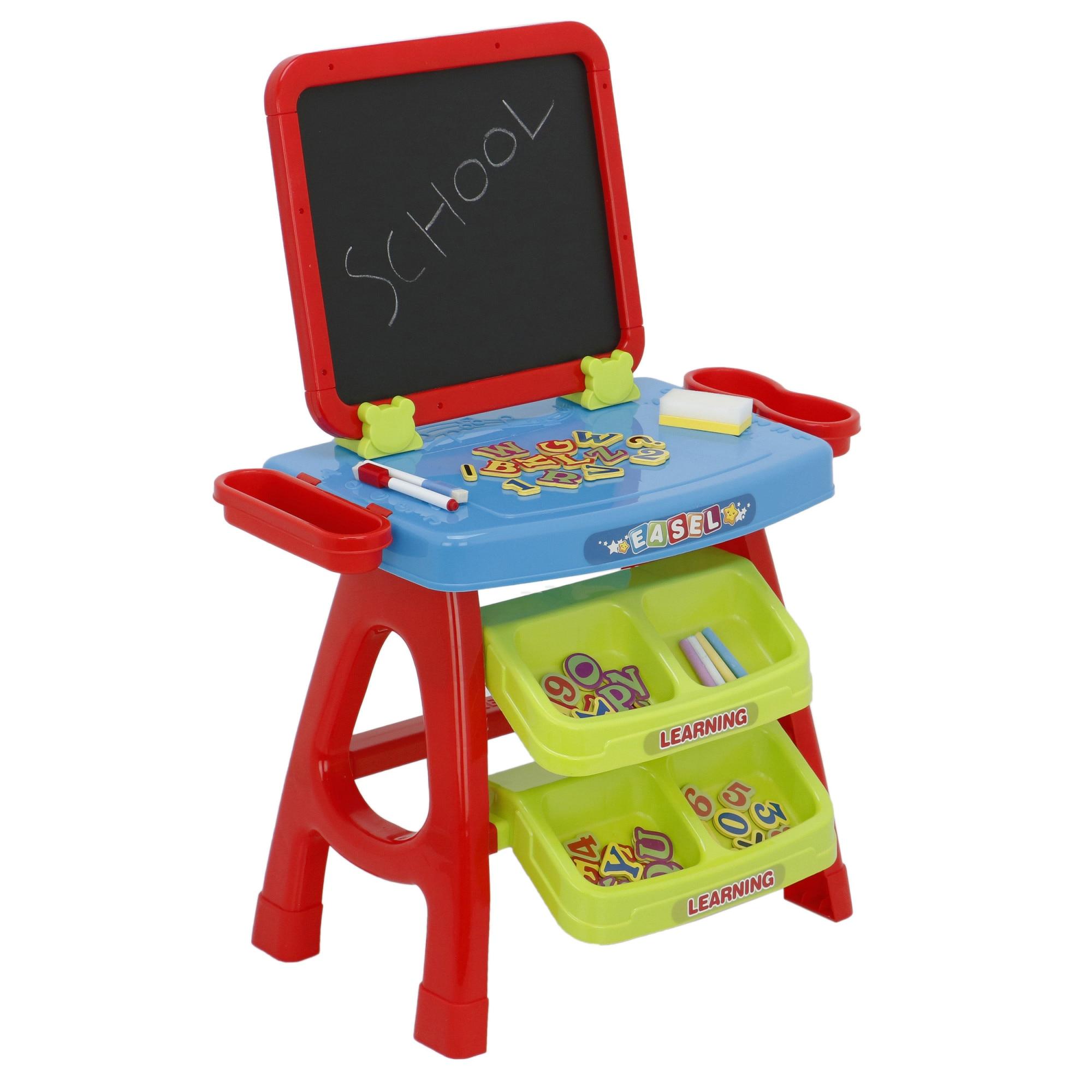 Fotografie Set M-Toys tabla magnetica multifunctionala