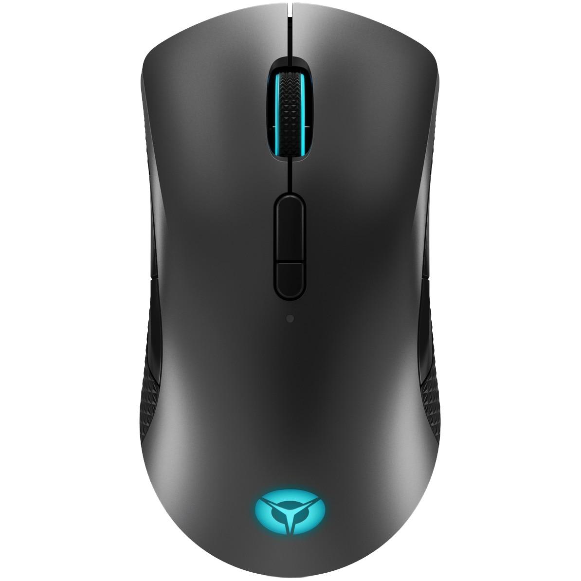 Fotografie Mouse gaming Lenovo Legion M600, Wireless, Negru