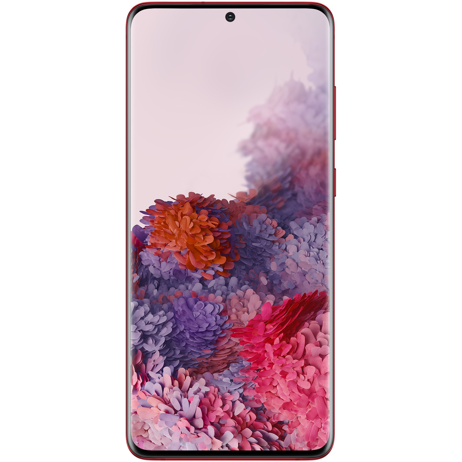 Fotografie Telefon mobil Samsung Galaxy S20 Plus, Dual SIM, 128GB, 8GB RAM, 4G, Aura Red