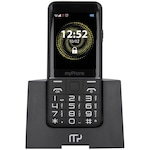 Мобилен телефон MyPhone Halo Q, Dual SIM, Black