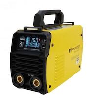 Заваръчен инвертор Proweld 160DLS, LCD, Жълт, 230V, MMA, TIG, 160A