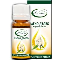 Етерично масло от Чаено Дърво Ривана, 100% чисто масло, 10 мл.