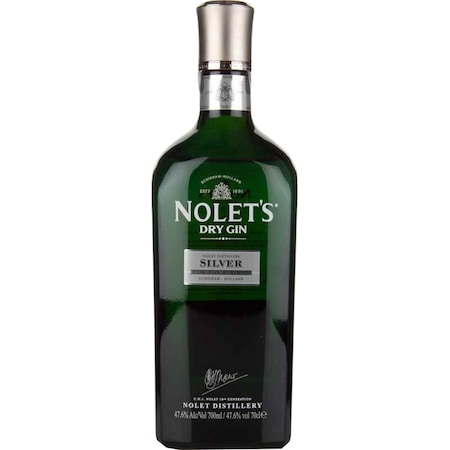 Gin Nolet'S Silver Dry Gin, 47.6%, 0.7 l