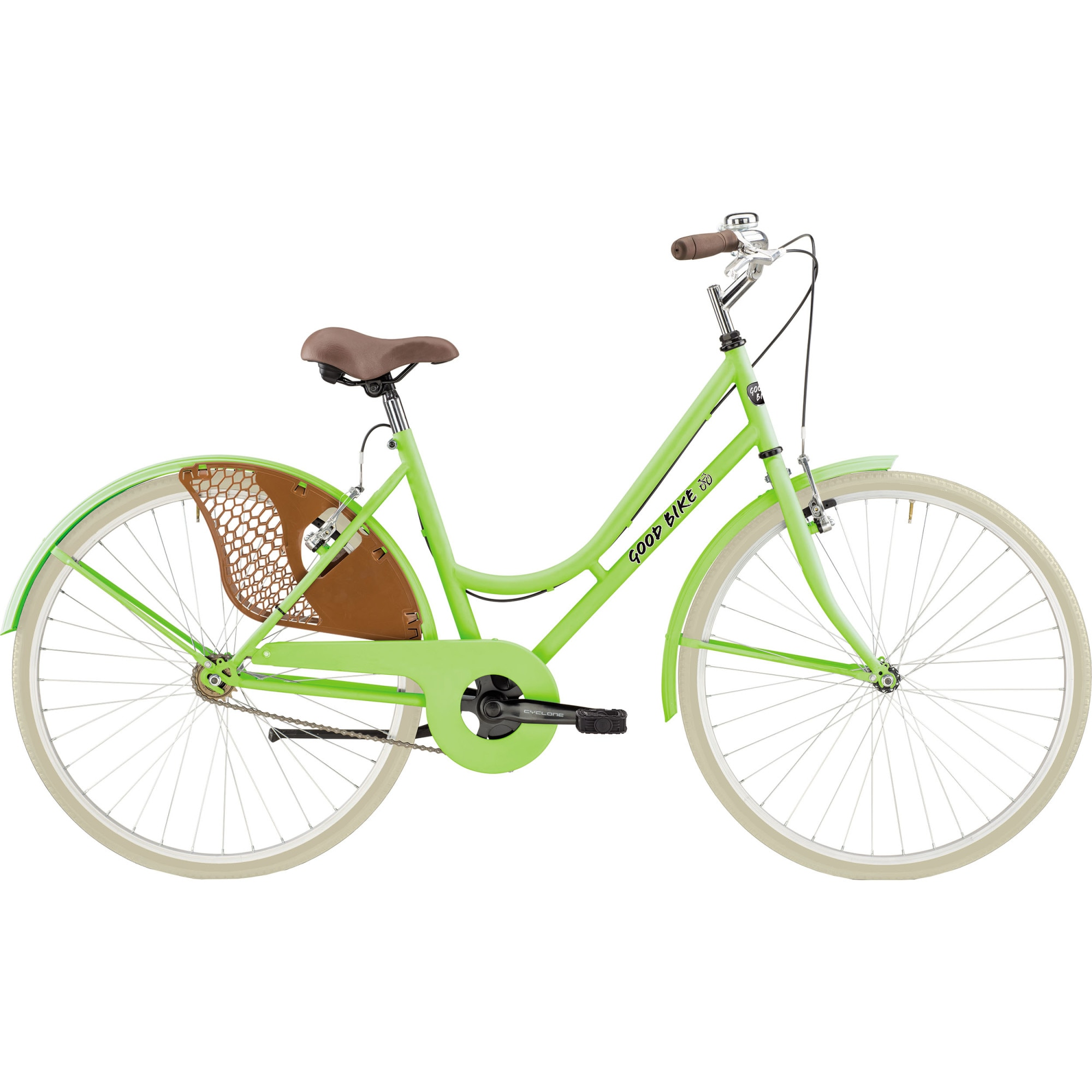 "Fotografie Bicicleta City 26"" Esperia Vintage Donna 1V, Apple Green"