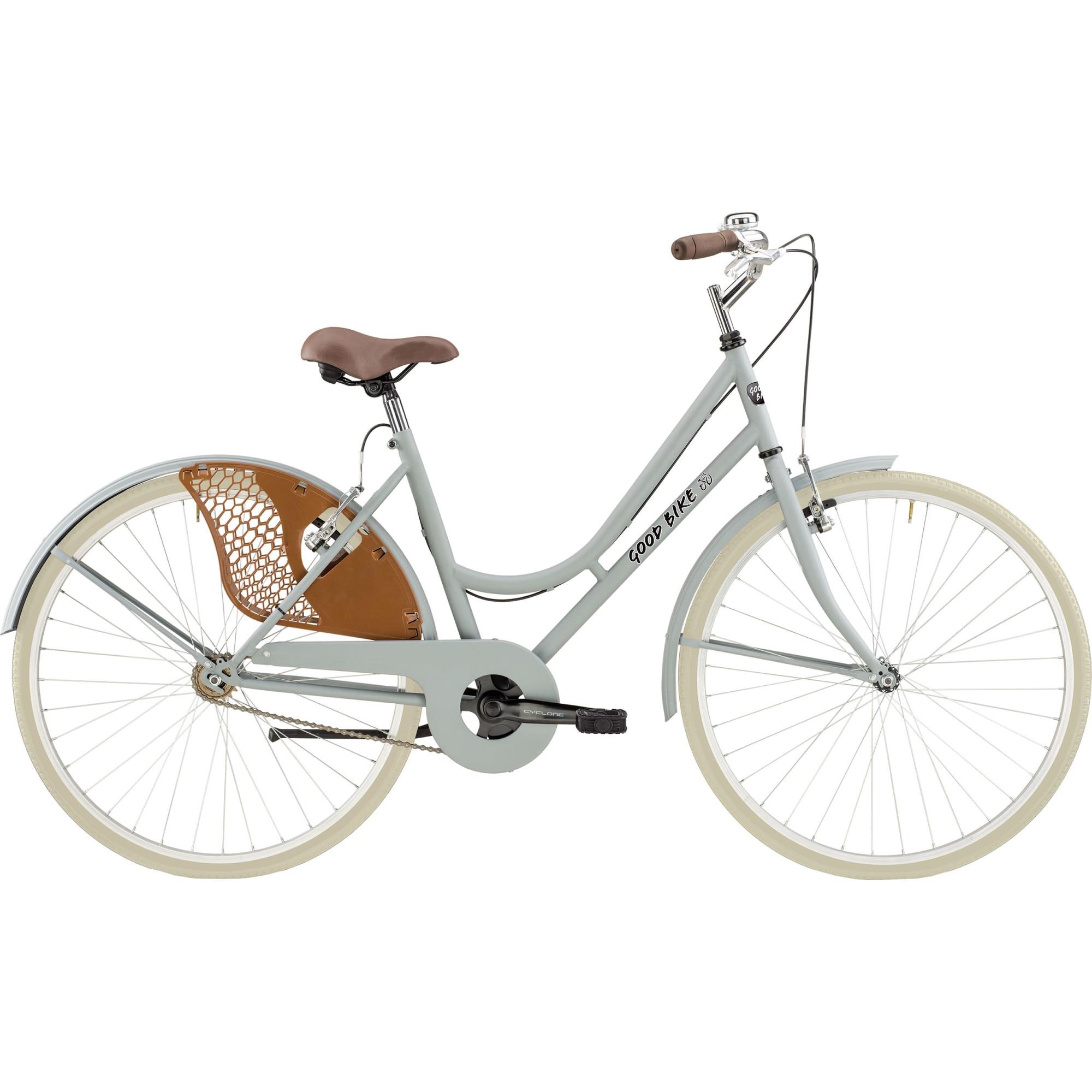 "Fotografie Bicicleta City 26"" Esperia Vintage Donna 1V, Grey"