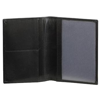 Ultra Slim Minimalista Portofel pentru Carduri si Buletin Protectie RFID