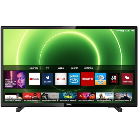 Philips 32PHS6605 Smart LED Televízió, 80 cm ,HD ready, pixel Plus HD, HDR10