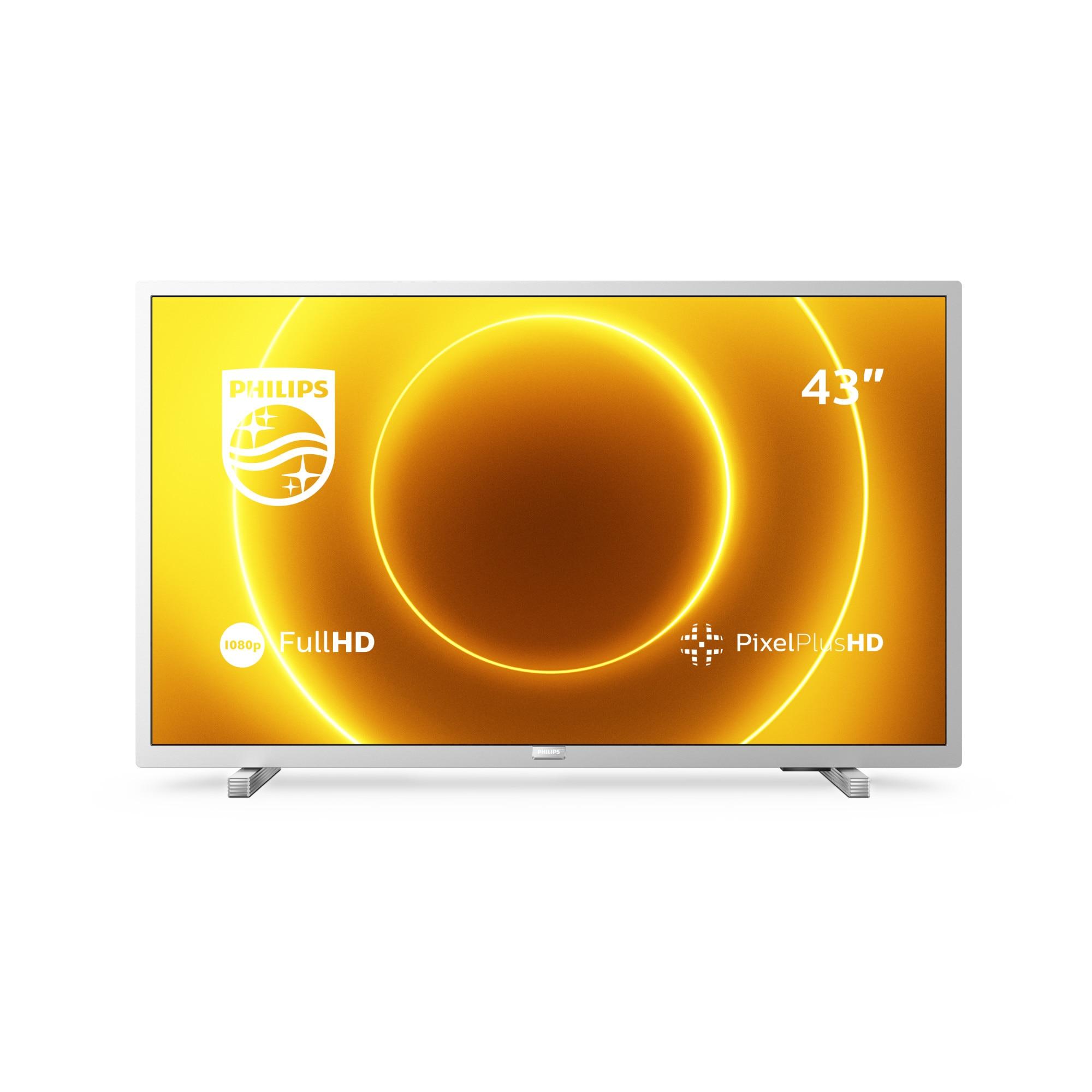 Fotografie Televizor Philips 43PFS5525/12, 108 cm, Full HD, LED, Clasa A+