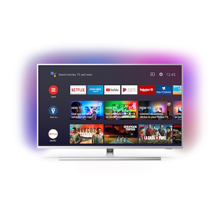 Televizor Philips 50PUS8545/12, 126 cm, Smart Android, 4K Ultra HD, LED