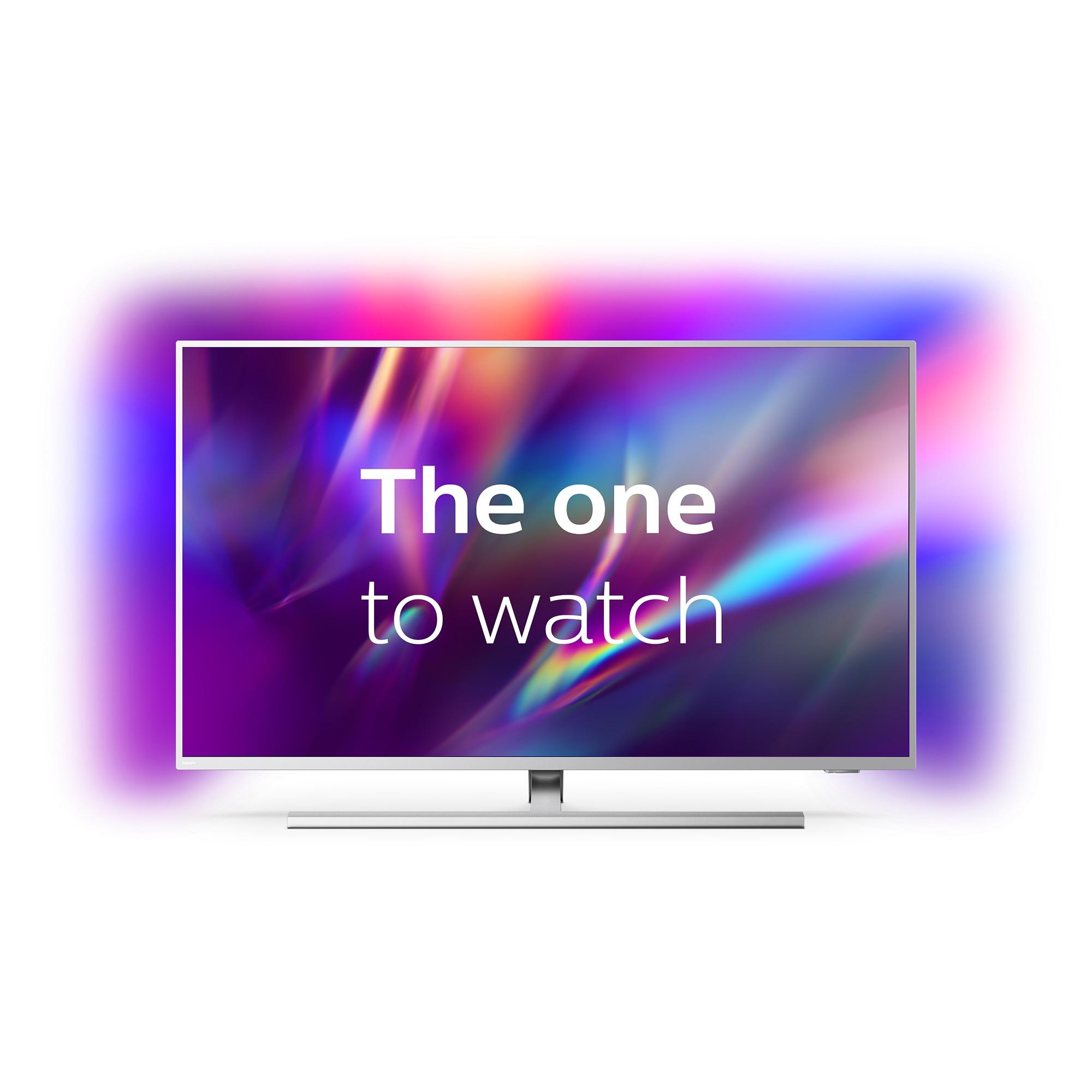 Fotografie Televizor Philips 43PUS8545/12, 108 cm, Smart Android, 4K Ultra HD, LED, Clasa G