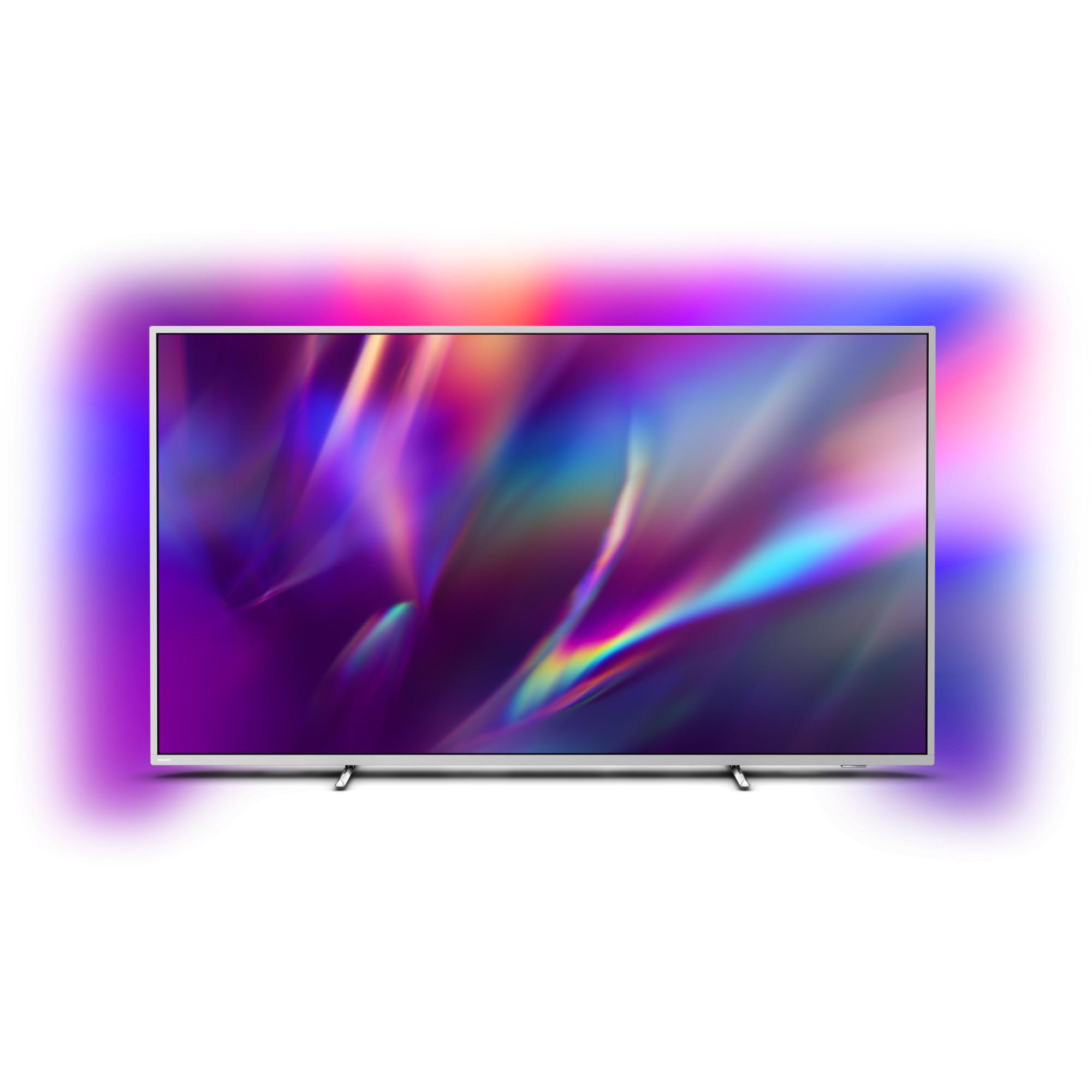 Fotografie Televizor Philips 70PUS8545/12, 176 cm, Smart Android, 4K Ultra HD, LED, Clasa G