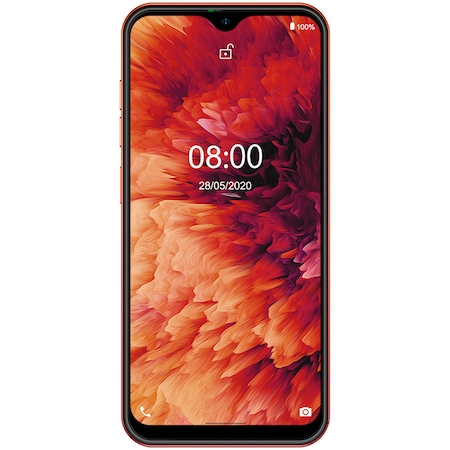 Смартфон Ulefone Note 8P, 16GB, 4G, Amber