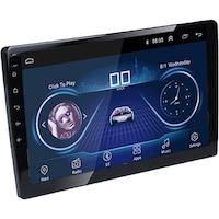 "9""-os 2DIN Android 9 magyar menüs autóhifi fejegység rammal GPS Wifi bluetooth"