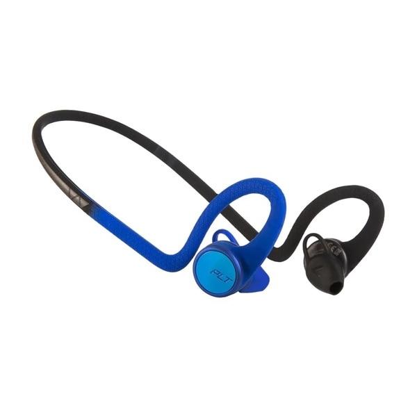 Plantronics Bluetooth fülhallgató PLANTRONICS Backbeat Fit 2100 (nyakba akasztható, IP57, multipoint, hangerőszabályzó, SPORT), Kék ejPZpi