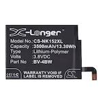 Cameron Sino Akkumulátor 3500 mAh LI-Polymer (belső Akkumulátor, beépítése szakértelmet igényel, BV-4BW kompatibilis) (Nokia Lumia 152)