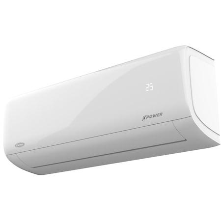 Климатик Carrier Hi-Wall Xpower Wi-Fi 12000 BTU, Клас A+++/A+++, Base Pan Heater, Охлаждане до 50°C, X-Eco Mode