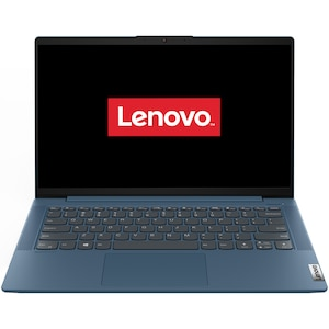 "Лаптоп Ultrabook LENOVO IdeaPad 5 14ARE05, 14"", AMD Ryzen™ 7 4700U, RAM 16GB, SSD 512GB, AMD Radeon™ Graphics, Free DOS, Light Teal"
