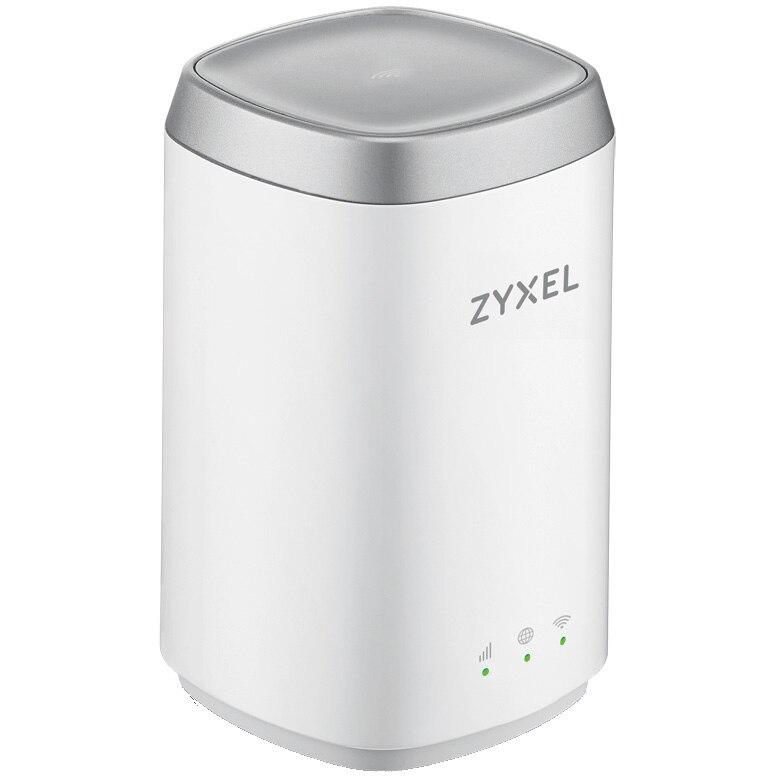 Fotografie Router Wireless ZyXEL LTE4506 300Mbps 1GbE LAN 4G LTE-A 802.11ac