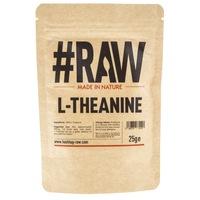 RAW L-Theanine por, 25 g