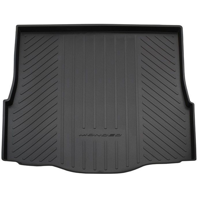 Fotografie Protectie portbagaj cauciuc pentru Ford Mondeo Wagon 2014-2019, negru